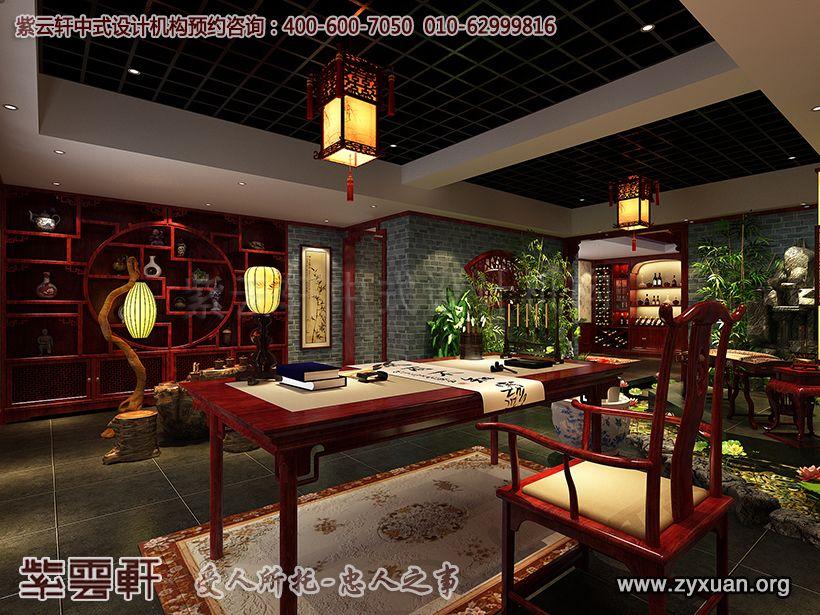 古典茶馆设计