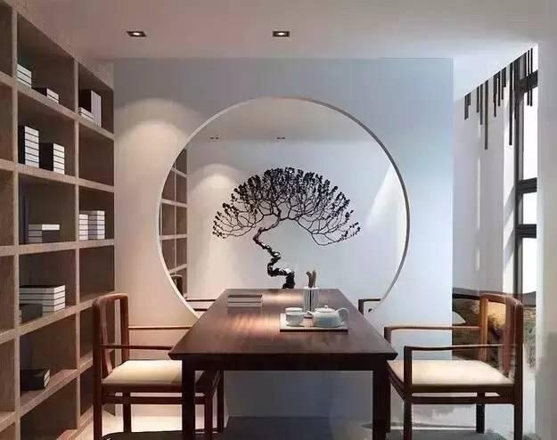 禅雅中式设计空间诠释东方骨子里的智慧