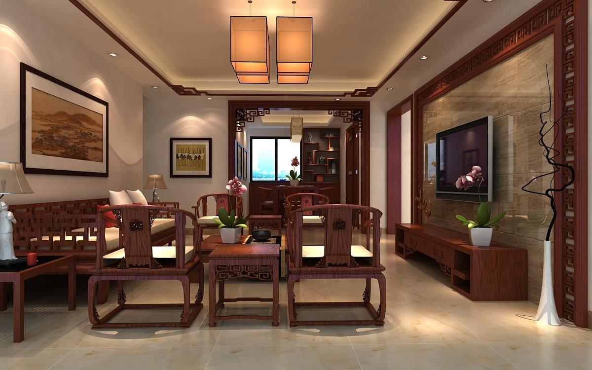 打造精致中式装修设计家居需要的饰品摆设技巧