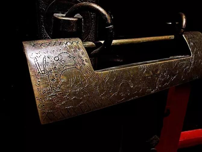 门上风骨 扣动心弦的中国古锁