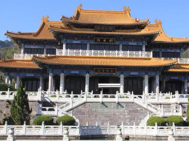 中国十大著名寺庙!历经千年而不倒