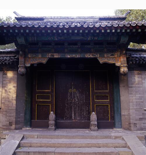 中国门,静立千年的记忆