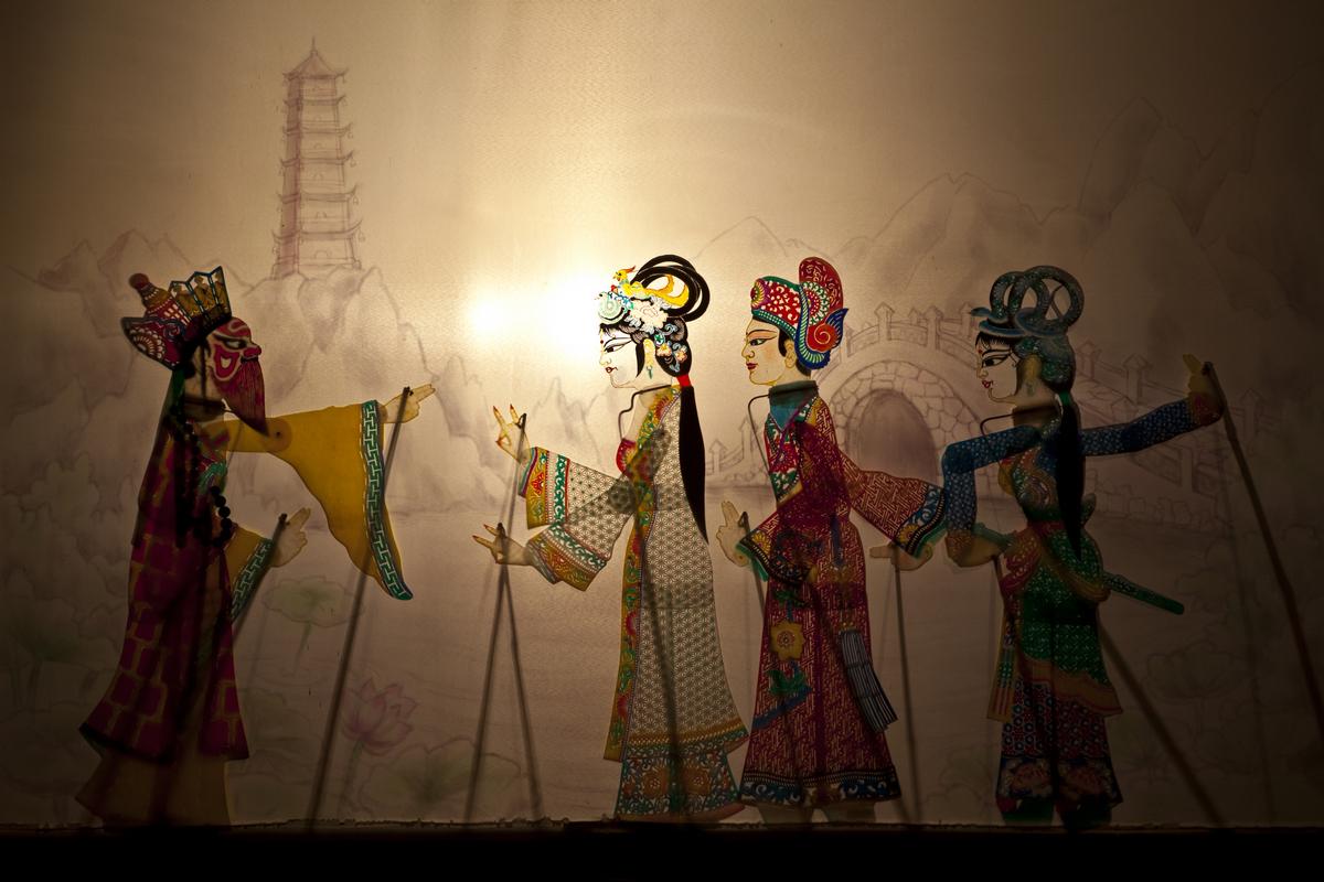民间古老艺术皮影戏皮影的制作方法步骤