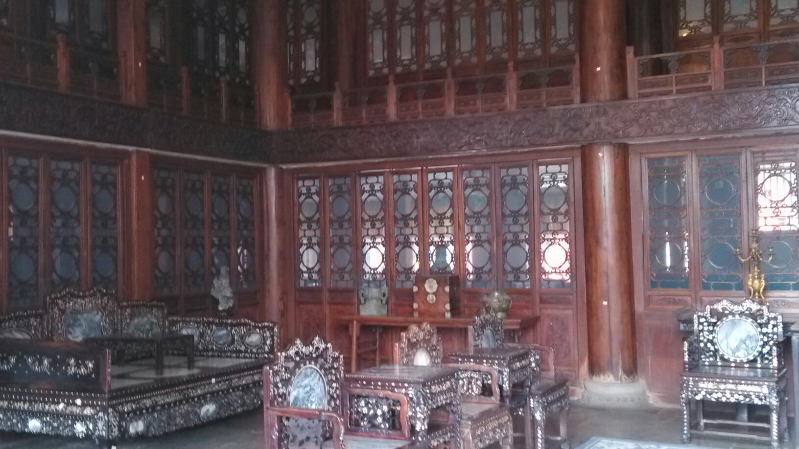 碧纱橱:中国古建小品木雕装饰