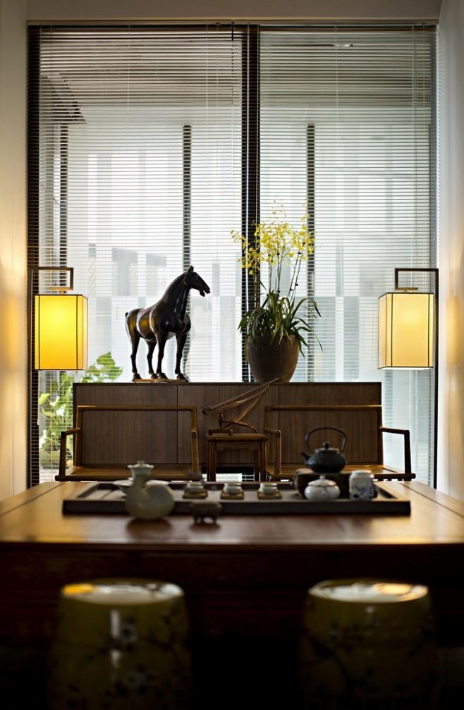 8款中式设计茶室读懂繁华世界的一隅宁静