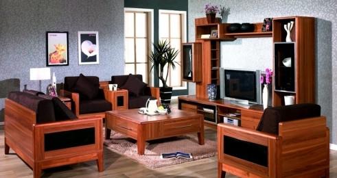 中式家具于现代住宅中晕染一室宁静雅清