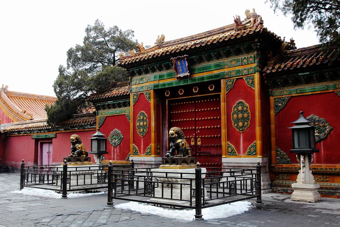 中国古建故宫:帝苑豪华造,皇家气派倾