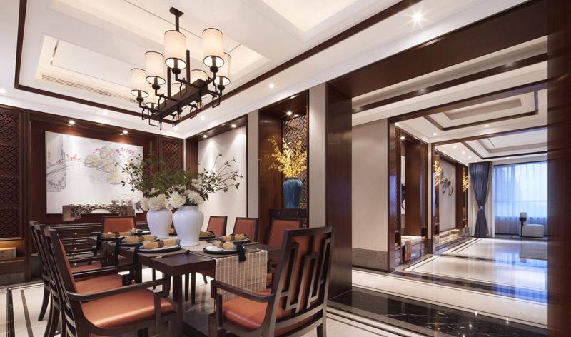 中式设计家居业主学习8招可自查家里风水
