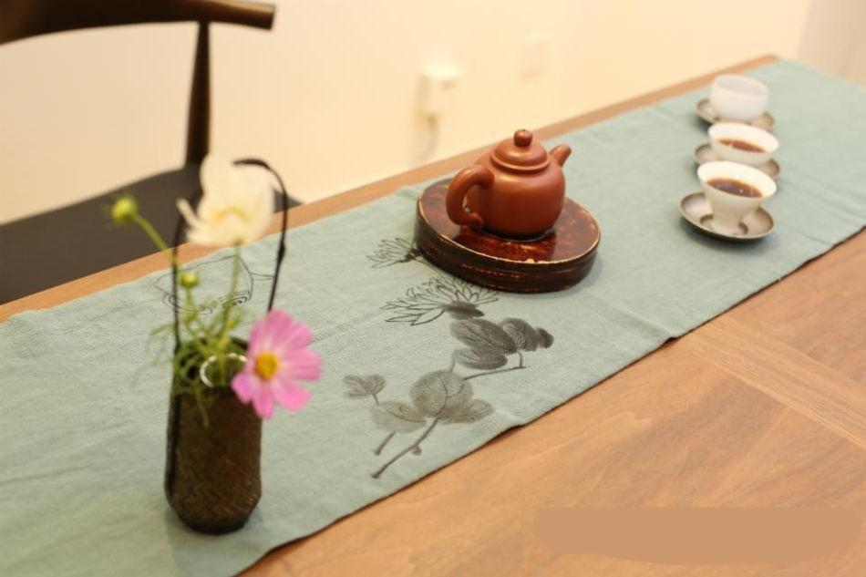 茶席设计原则:景无情不发,情无景不生