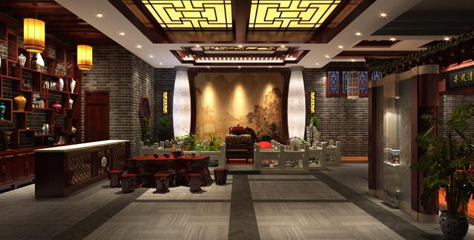 中式装修茶楼,讲究室内气氛的烘托,除了对居室内部画、之物、竹帘等物品严格要求外,对于茶楼之内的家具摆放,我们也不能掉以轻心,摆放不好家具,也会影响茶楼整体氛围。设计师建议您以东方古韵为骨架,以传统中式元素为主题,填充现代生活气息,使中式文化的儒韵优雅更接近生活。