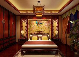 吉林长春精品住宅古典中式装修案例 用奢华与雅致抒写古典情韵
