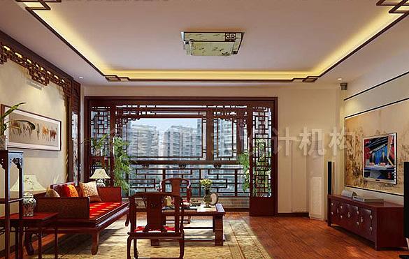 中式装修效果图,中式设计图片-紫云轩中式装修专题