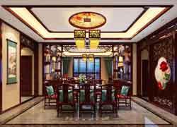 古典餐厅案例