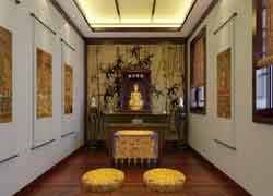 传统佛堂设计图