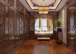公寓中式装修