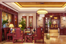 古典风格客厅