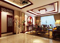 古典客厅案例
