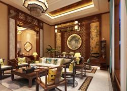 古典客厅实例
