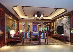 古典风格客厅设计