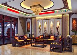 古典客厅装修