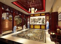 传统门厅设计图
