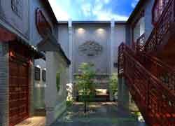四合院古典装潢