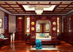 卧室古典设计图