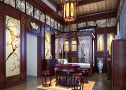 古典卧室设计图