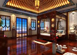 卧室古典装修图