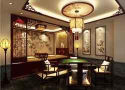 古典休闲室设计图
