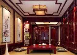 古典休闲室图片