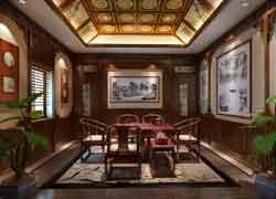 古典风格休闲室