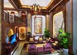 中式风格中堂装修图片